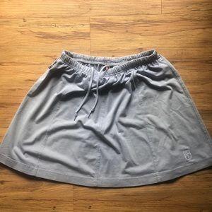 Nike alpha project active wear skirt